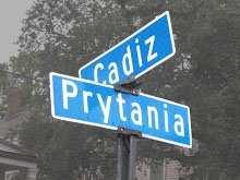 Cadiz & Prytania Greyground