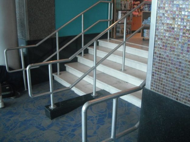 ramp with bad design