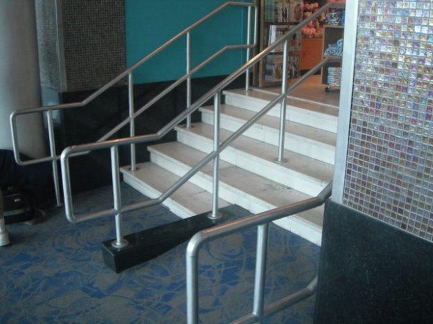 ramp with bad design