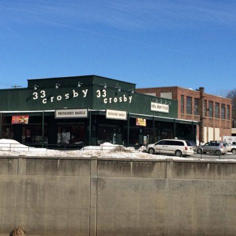 33 crosby Danbury downtown
