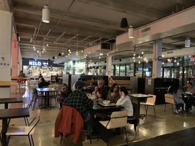 Baltimore's new R. Residence food hall