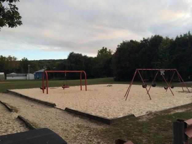 Glen Gardner playground