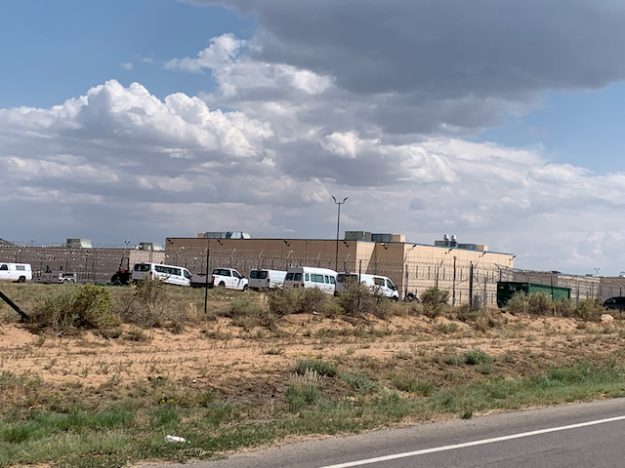 Grants, NM and its state/private prison industry