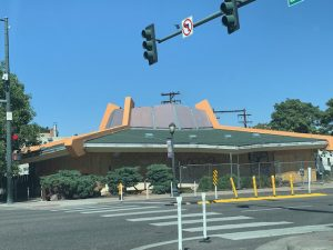 Tom's Diner: Googie architecture in Denver