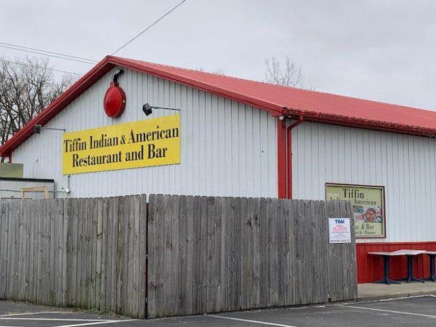 I-70 roadside Indian restaurant, former fireworks