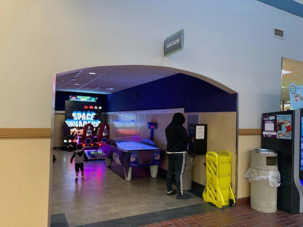 Gateway Travel Plaza in Breezewood Pennsylvania