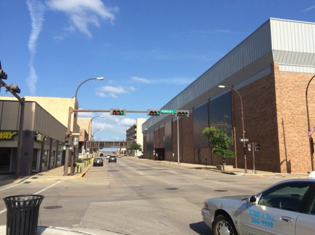 Sioux City downtown revitalization efforts