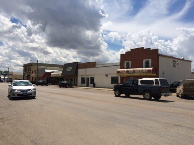 Bowman Main Street