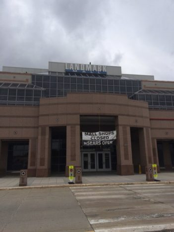 Landmark Mall Sears still open