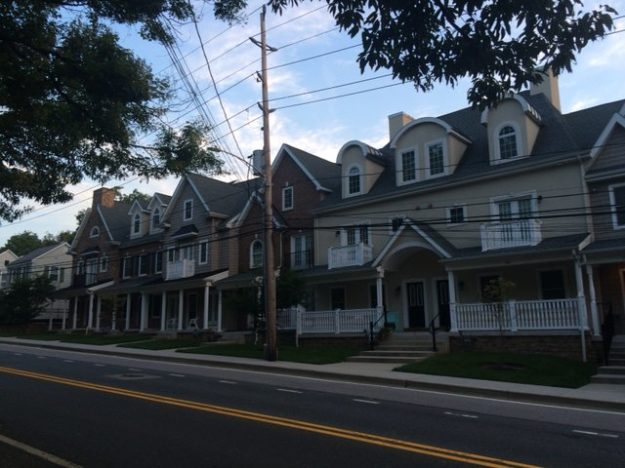 multifamily housing with diverse façade design in Newark DE