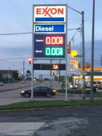 Gas Station Prices >> Gas Station Dysfunction Prices Rising Even Faster Than In