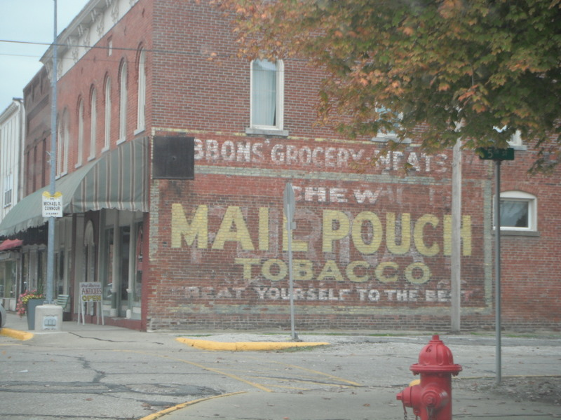 Mail Pouch Tobacco St. Elmo Illinois