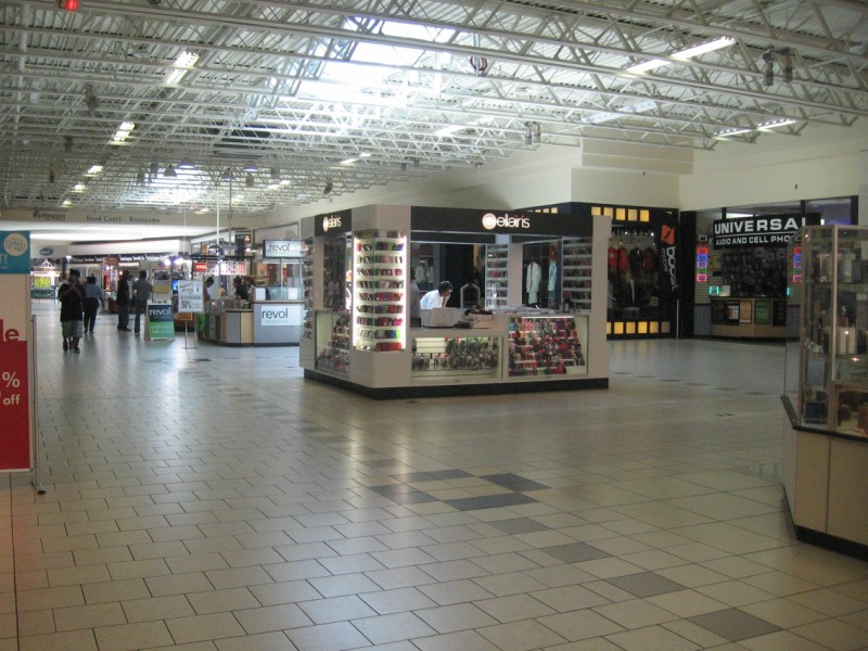 Why the Greenwood Park Mall gets it right  Part II  design     Why the Greenwood Park Mall gets it right  Part II  design prescience    American Dirt