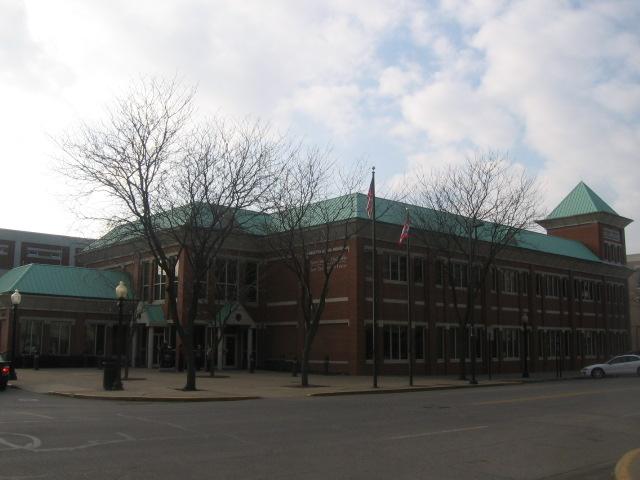 Chillicothe downtown prison