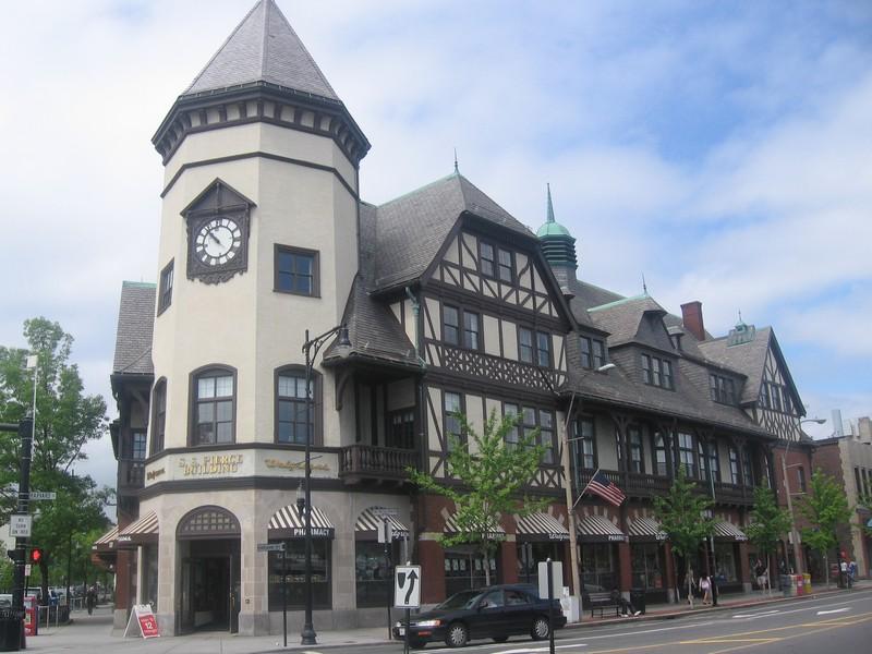 Coolidge Corner Walgreens