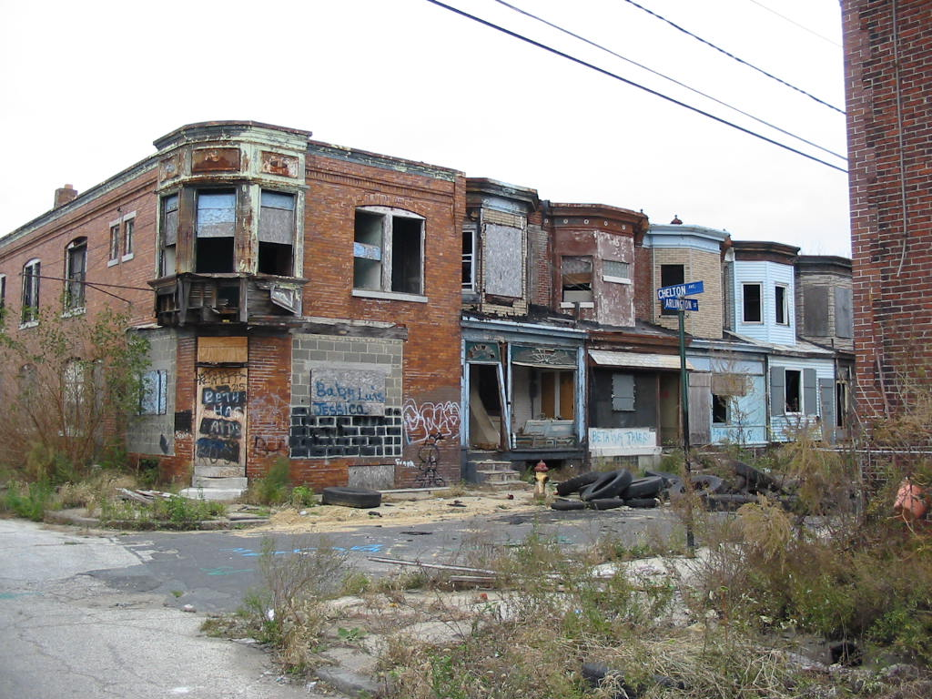 Camden New Jersey Urbanhell