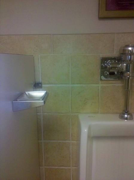 ashtrays in casino restrooms