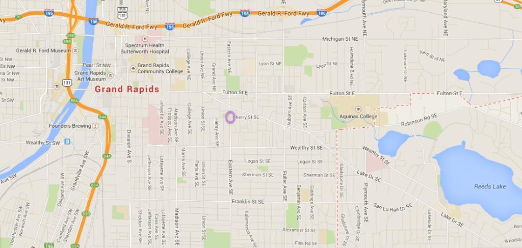 eastside map w boundary